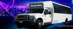 valley party bus rental