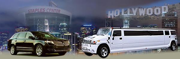 Universal studios limo